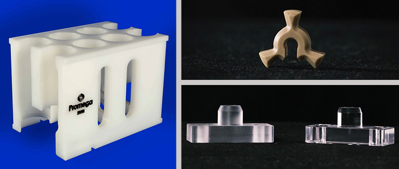 Metal and Plastic CNC Milling Services